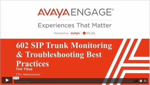 IAUG - SIP Trunks Presentation