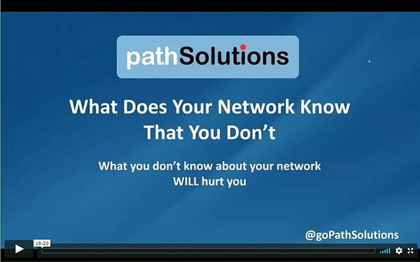 recorded webinar - What does your network know that you do not-1